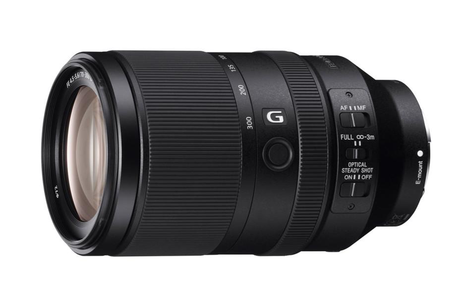Sony 70-300mm f4.5–5.6 G OSS FE