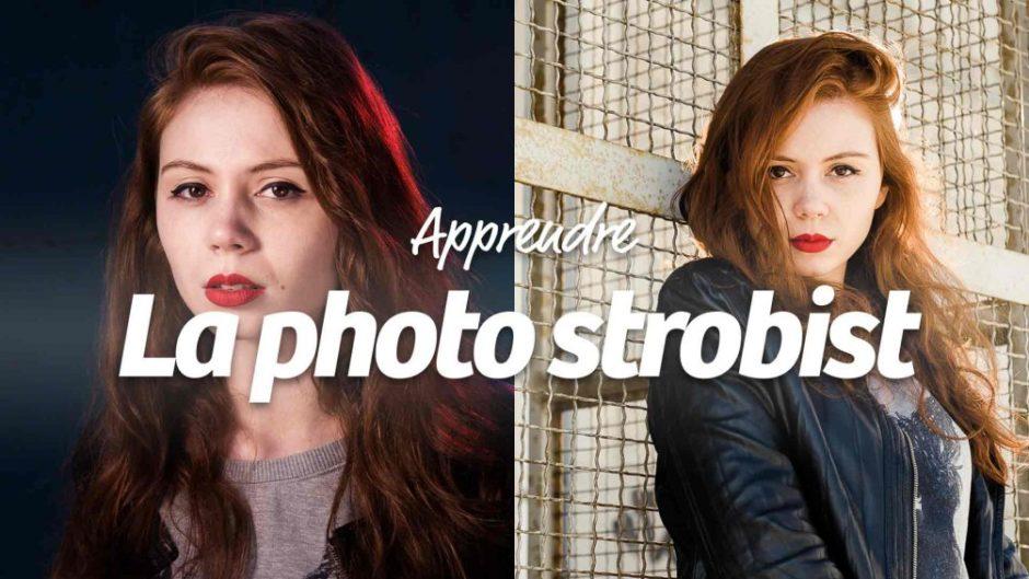 Apprendre la photo strobism