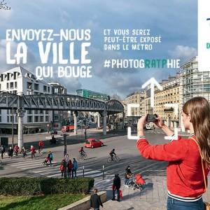Campagne #photogRATPhie 2