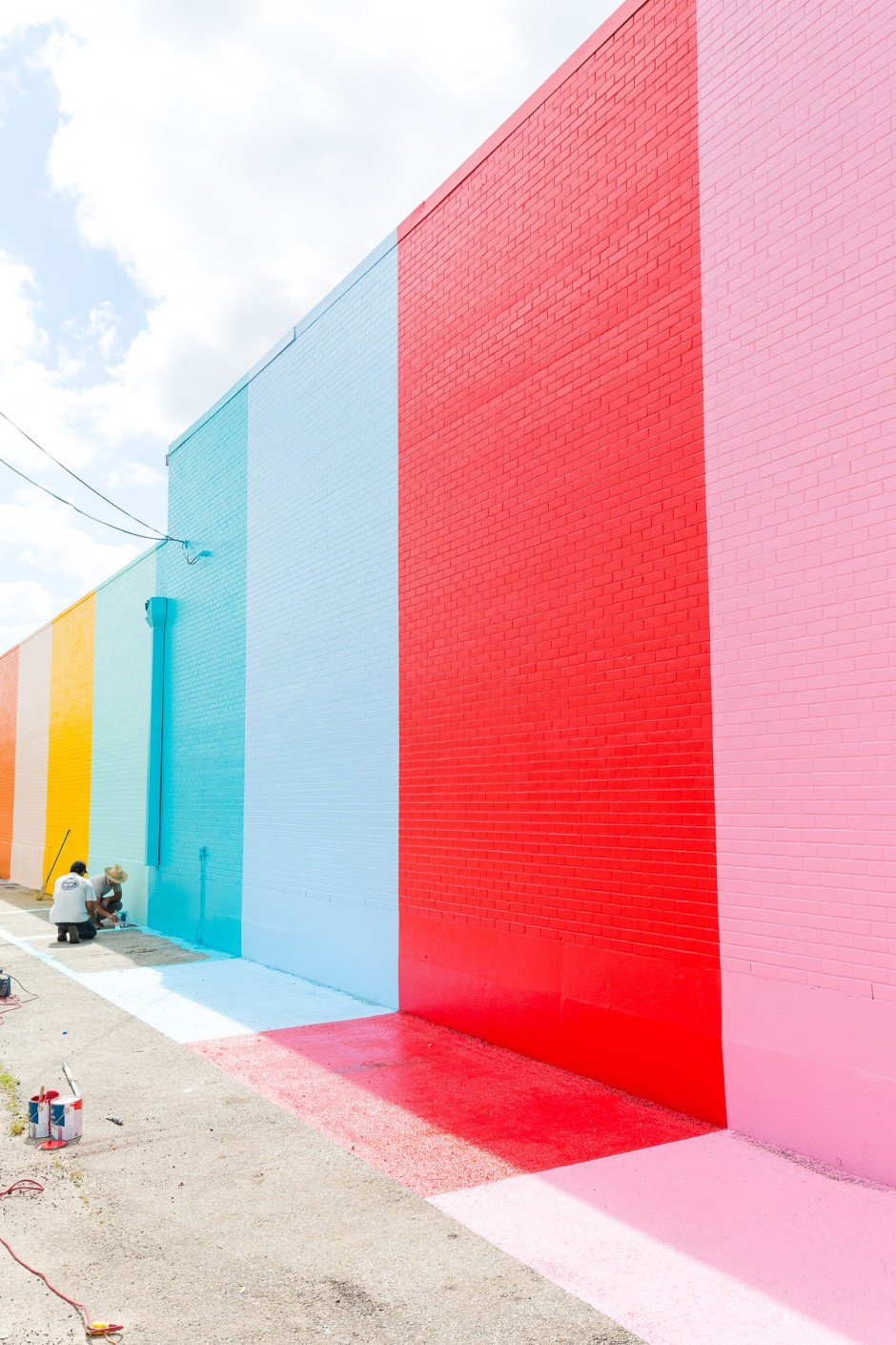 Canal Street mur geant color_3