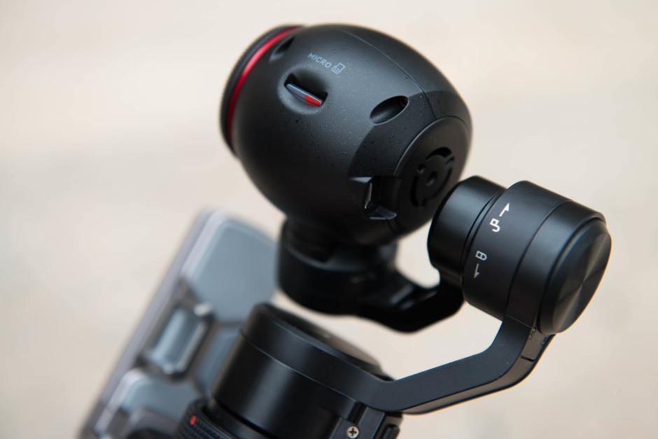 Sisit pour DJI OSMO Pocket Camera,Support de Chargeur USB Type C pour Banque dalimentation Portable Noir