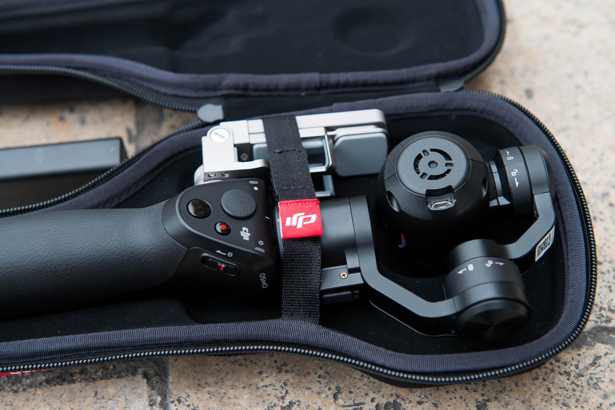 7c9b34799881 Test DJI Osmo, caméra stabilisée portable 4K