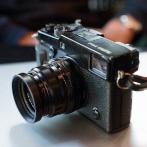 Fuji X-Pro 2 avec le XF 35mm f/2 R WR