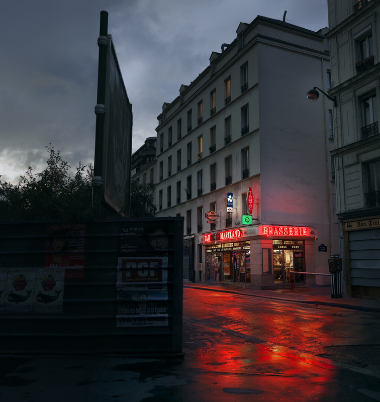 Le Maryland, Paris XIII. - © Blaise Arnold