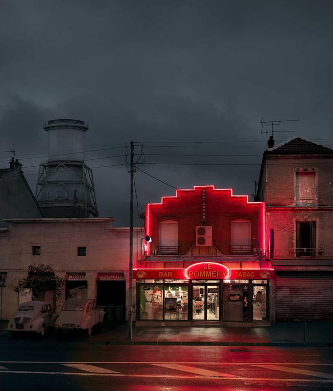 Le Pommery, Reims. - © Blaise Arnold