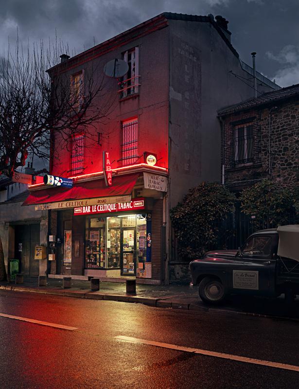 Le Celtic, Montreuil. - © Blaise Arnold