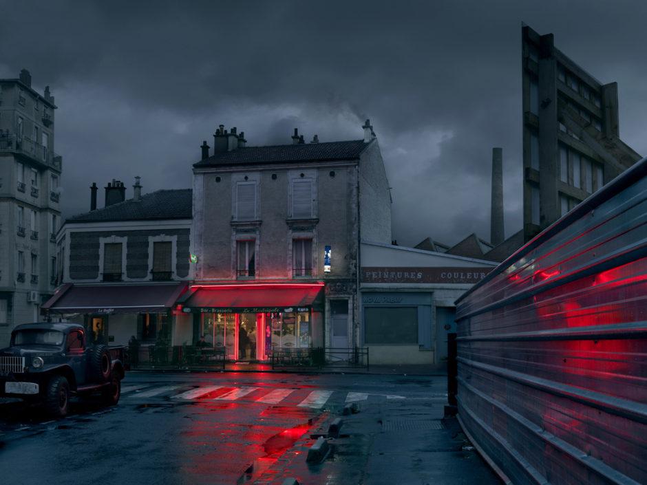 Le Madrigale, Saint-Denis. - © Blaise Arnold