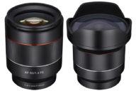 Samyang AF Lens