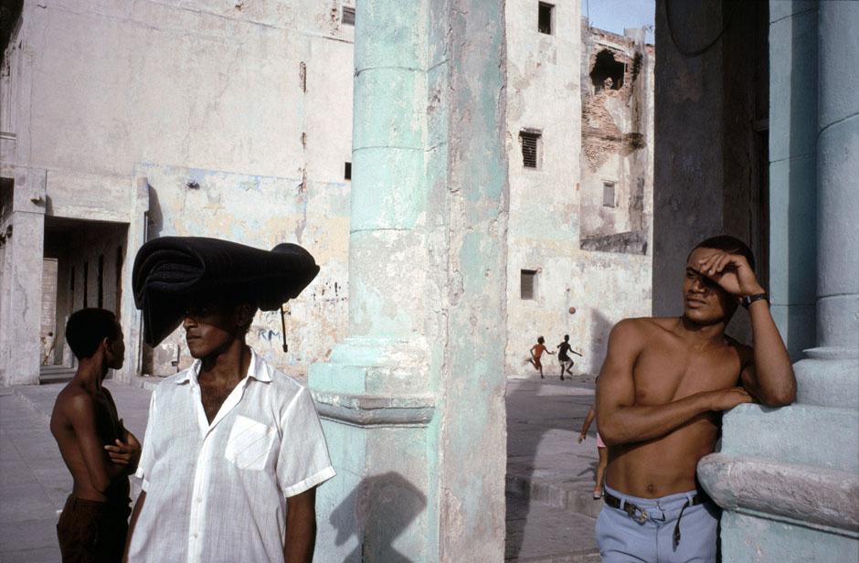 CUBA. Havana. 1993 © Alex Webb/Magnum Photos