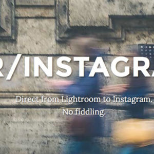 plugin LR/Instagram