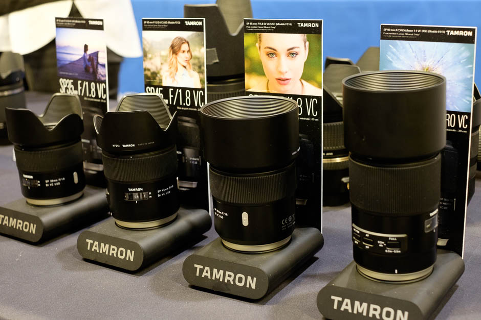 Objectifs Tamron