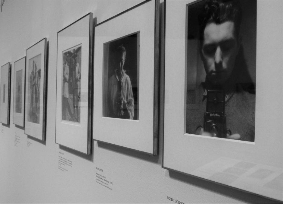 Portraits et autoportraits des photographes de l'exposition.