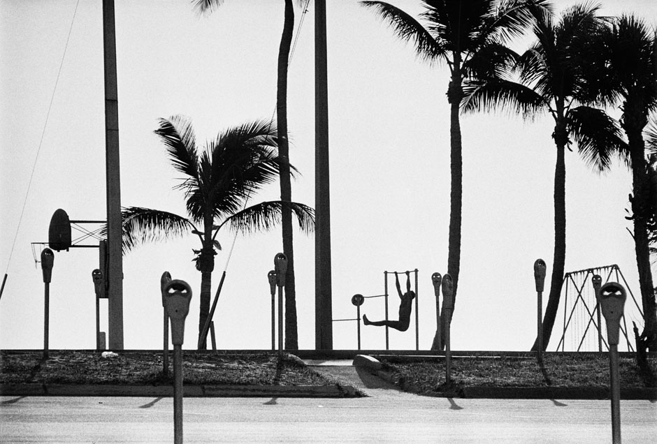 USA. Florida. Fort Lauderdale. 1966 © Rene Burri