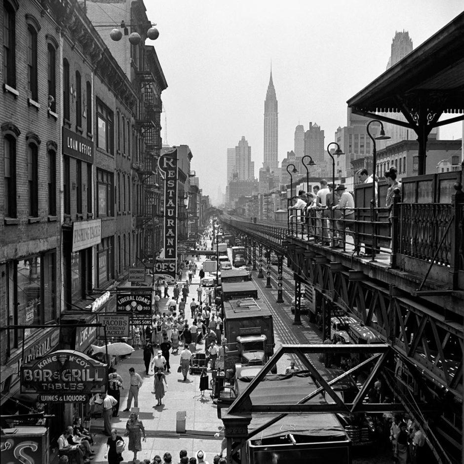 © Vivian Maier, 1953, New York, NY