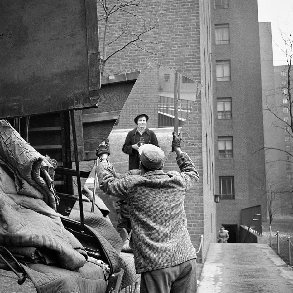 © Vivian Maier, Self-Portrait, Undated