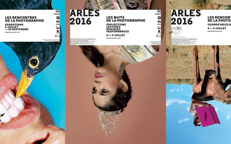 Rencontres internationales de la photo arles 2016