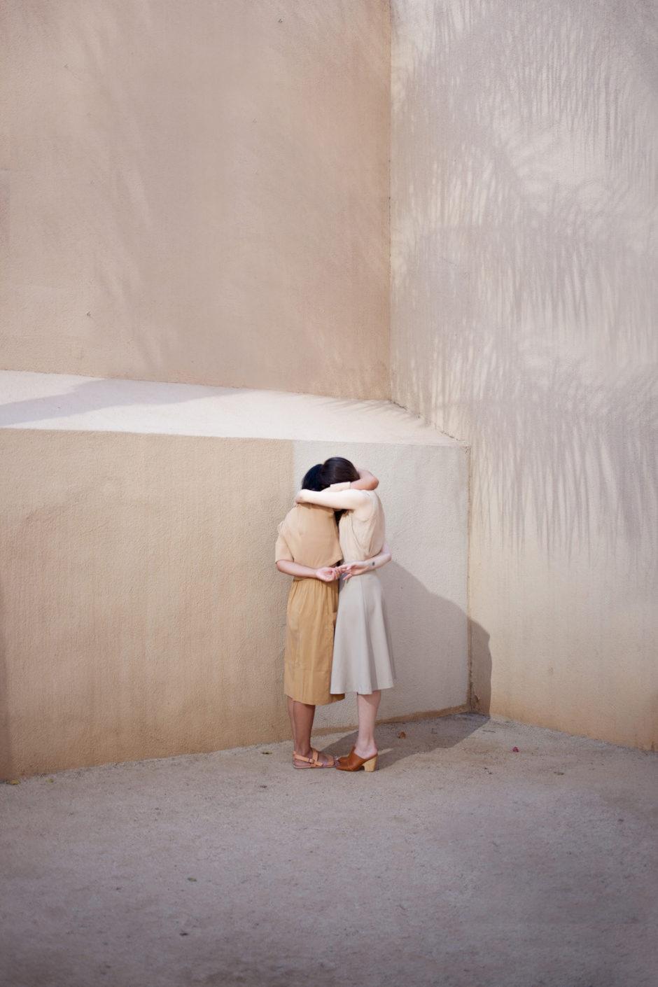 © June Kim et Michelle Cho
