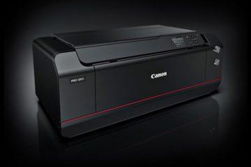 L'imprimante Canon imagePROGRAF PRO-1000