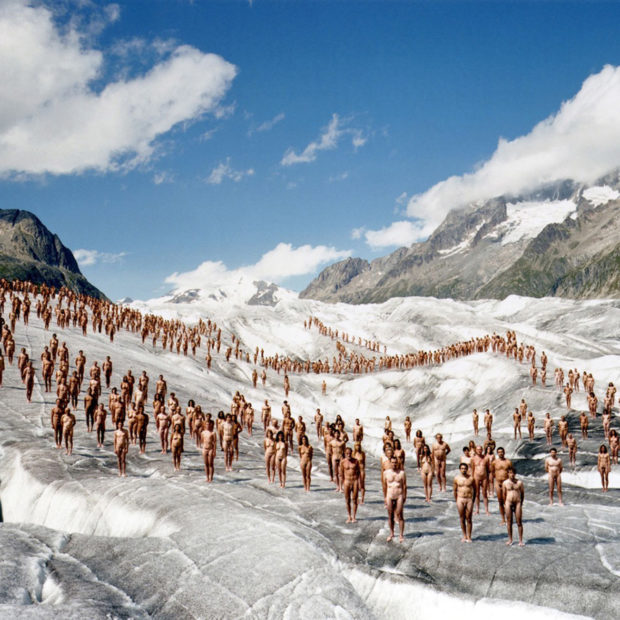 © Switzerland, Aletsch Glacier 1 (Greenpeace) 2007