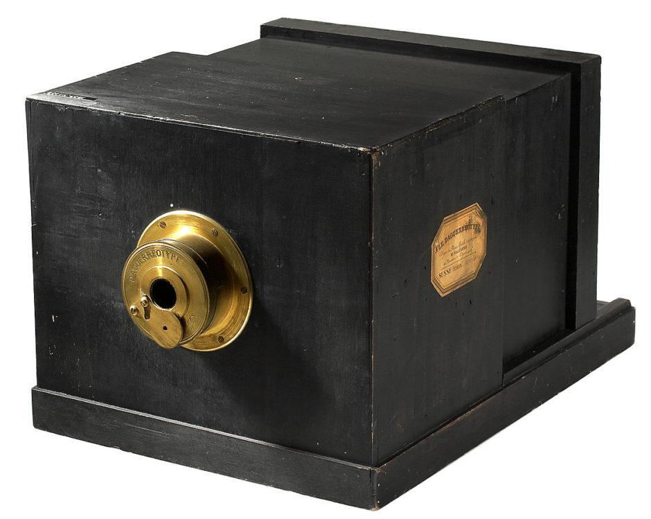 Daguerreotype, inventé par Louis Daguerre