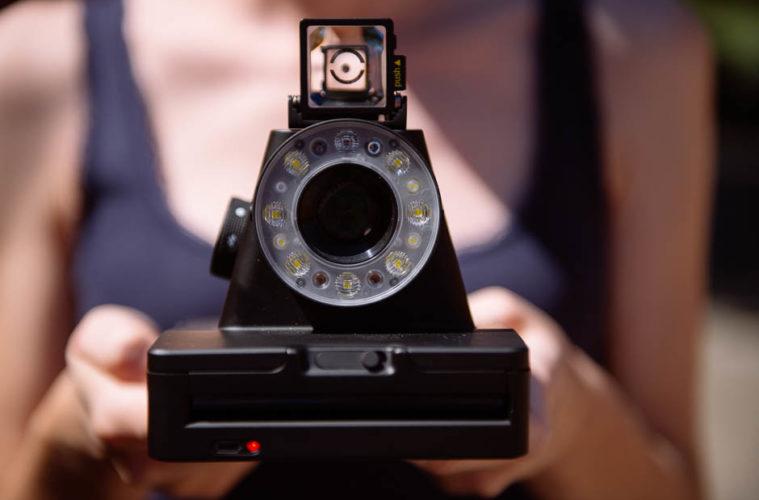 Test de l Impossible I-1, l appareil photo instantané Polaroid revisité d99e35a70803