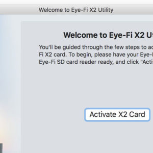 eye-fi-x2-utility