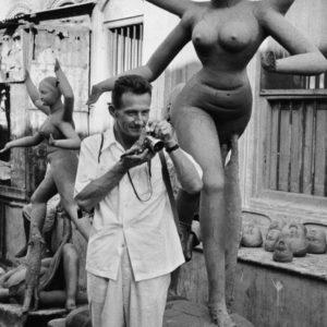 © Marc Riboud, Calcutta, Inde, 1956