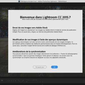 MAJ Lightroom