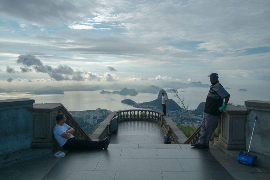 © Christ Rédempteur, Rio de Janeiro, Brésil, Olivier Curtis