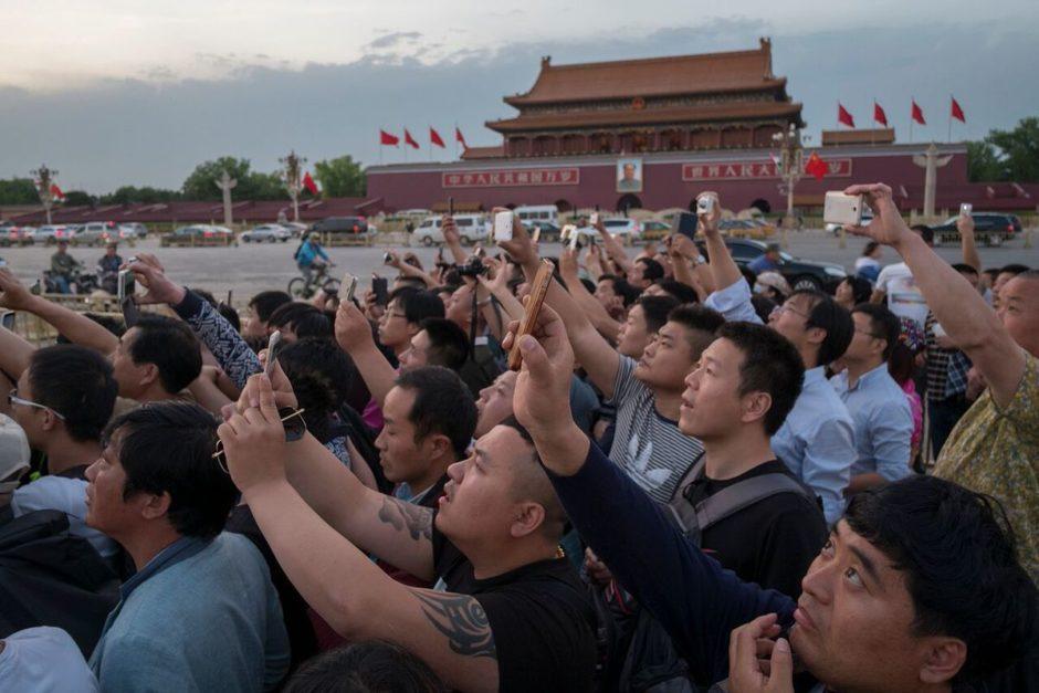 © Mausolée de Mao, Pékin, Chine, Olivier Curtis