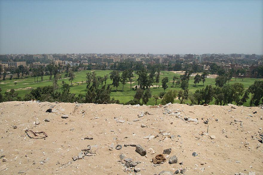 © Pyramide de Khufu, Giza, Égypte, Olivier Curtis