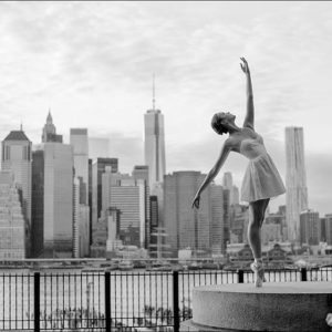 © Stephanie - Brooklyn Promenade, Ballerina Project