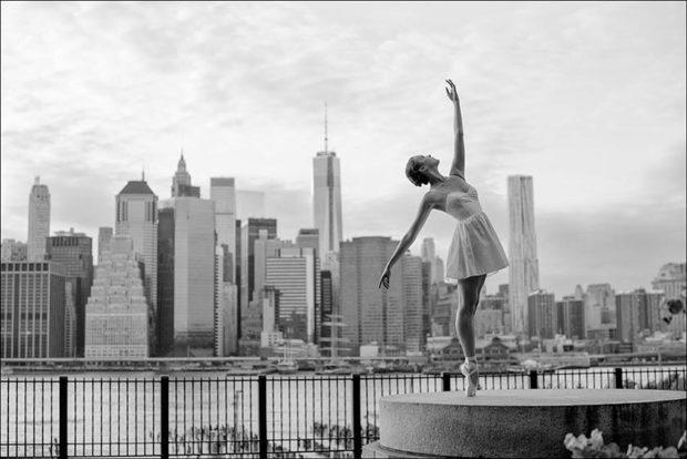 © Stephanie - Brooklyn Promenade, Ballerina Project