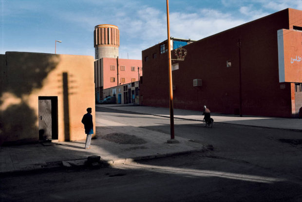 MOROCCO. South. Ouarzazate. 1986 - © Harry Gruyaert / Magnum Photos
