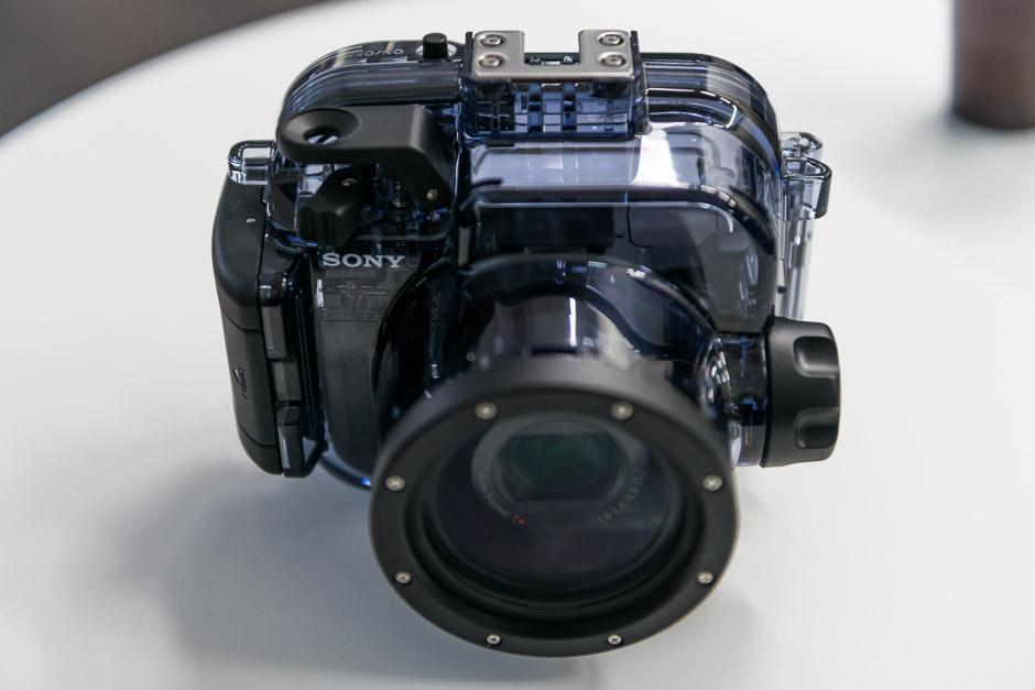 Le caisson MPK-URX100A pour Sony RX100 Mark V