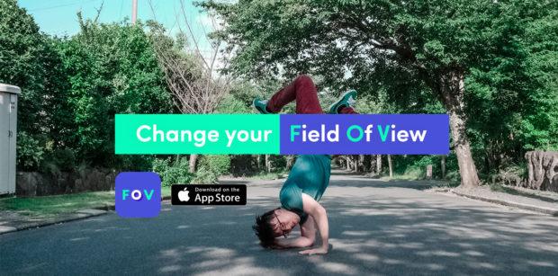 fov field of view