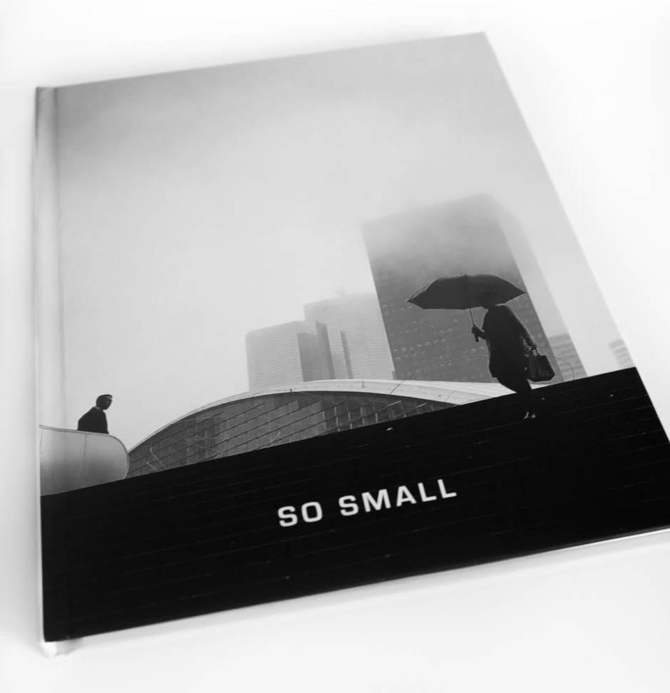 La maquette du livre So Small