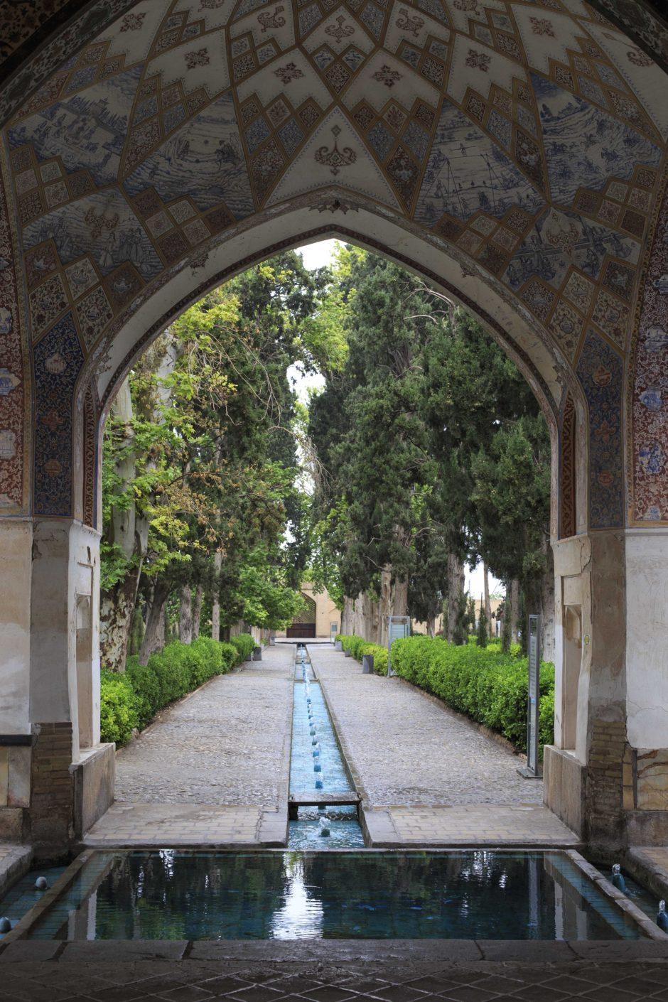 Jardins persans à Kashan - Martin Balcells