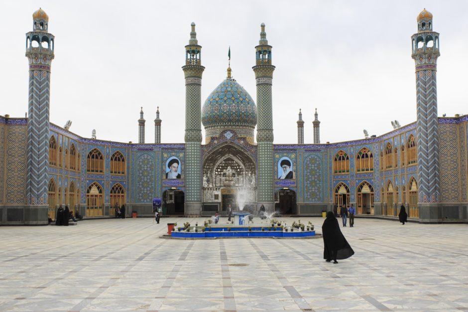 Visite de mosquée en Iran sous l'oeil des Mollah - Martin Balcells