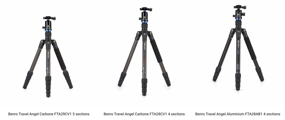 benro_carbone_aluminium_travel_angel_tripod_series