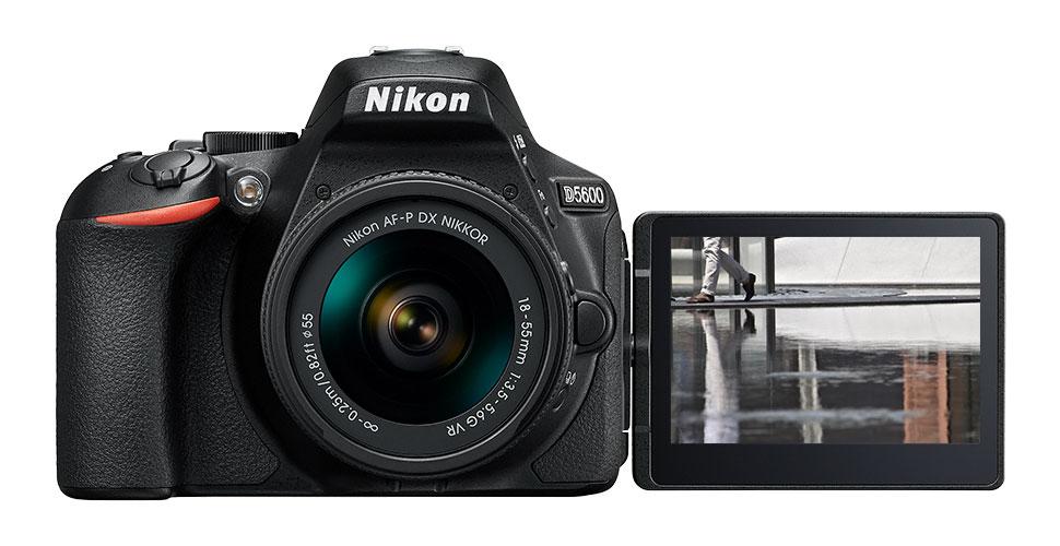 Le Nikon D5600