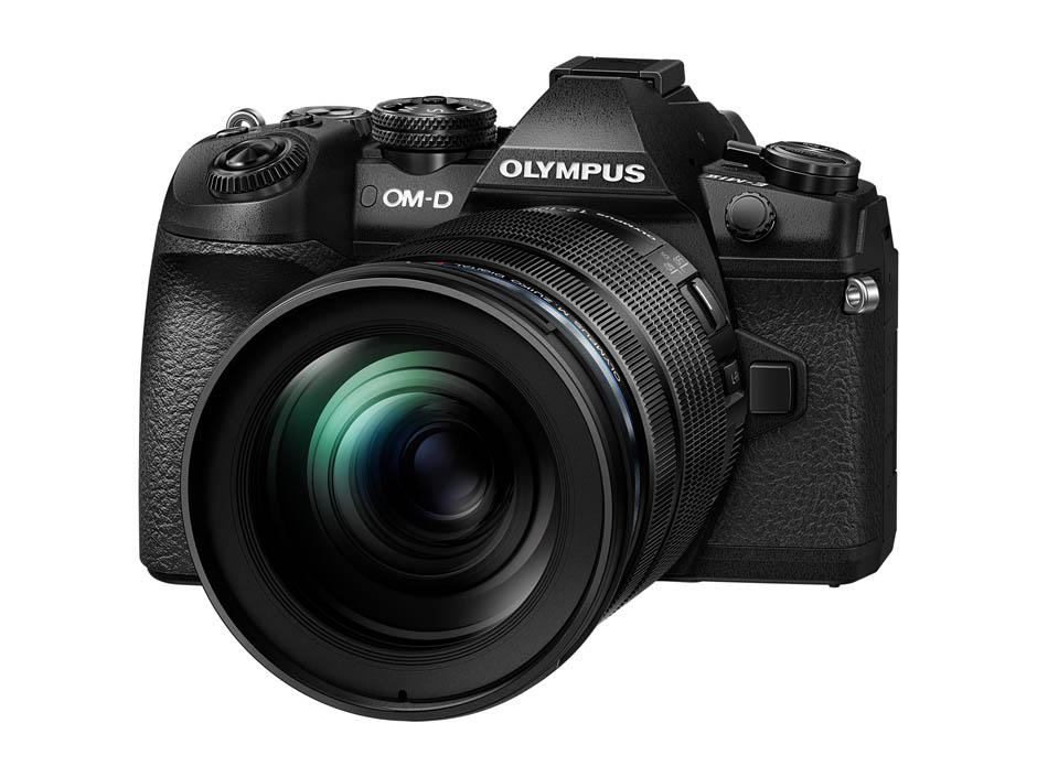 Olympus OM-D-EM-1-Mark-II