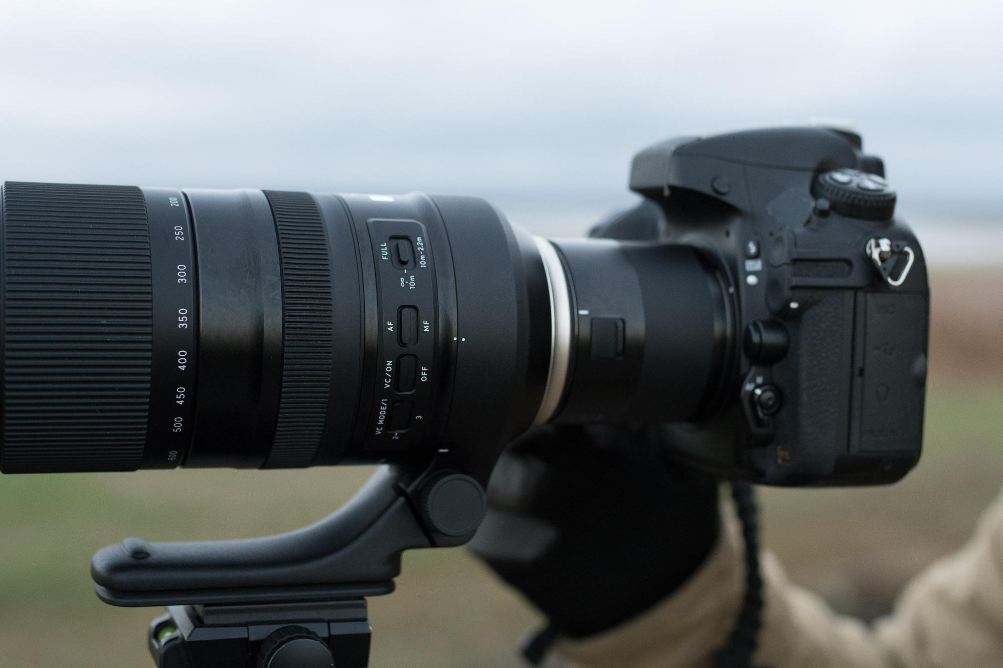 Black Friday Week : le téléobjectif Tamron SP 150-600mm F/5-6.3 Di VC USD G2 passe sous la barre des 1000€
