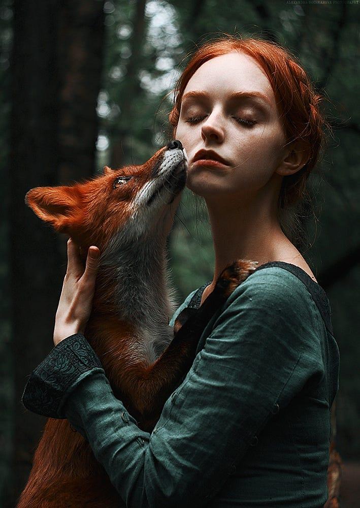 © Alexandra Bochkareva