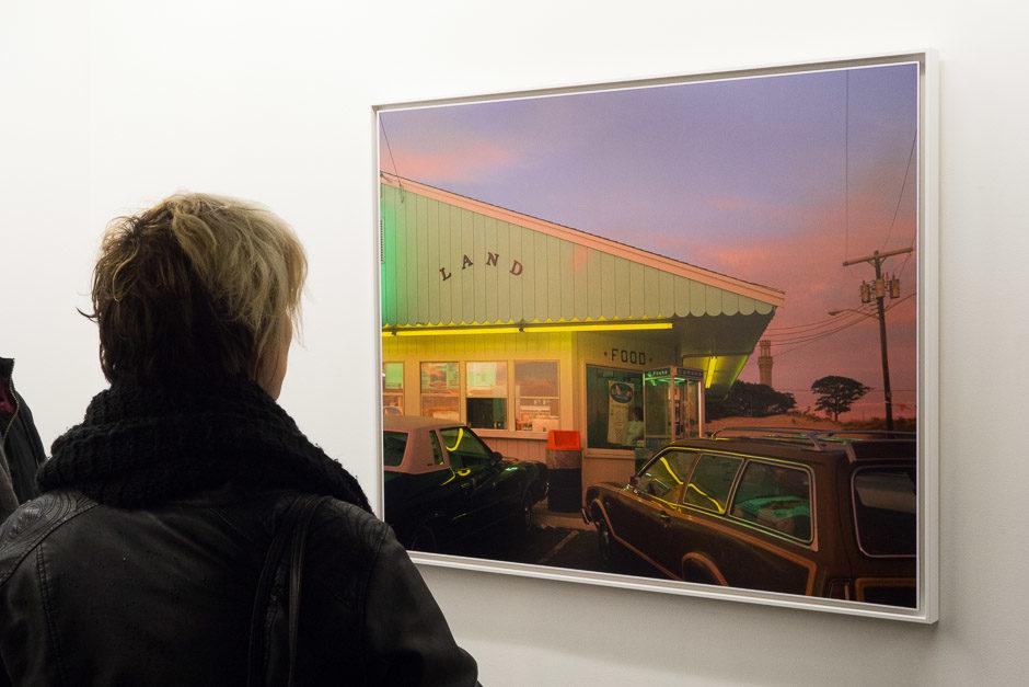 "© Damien Roué - Galerie Polka - Exposition ""Taking My Time - Part II"" de Joel Meyerowitz - jeudi 13 janvier 2017"
