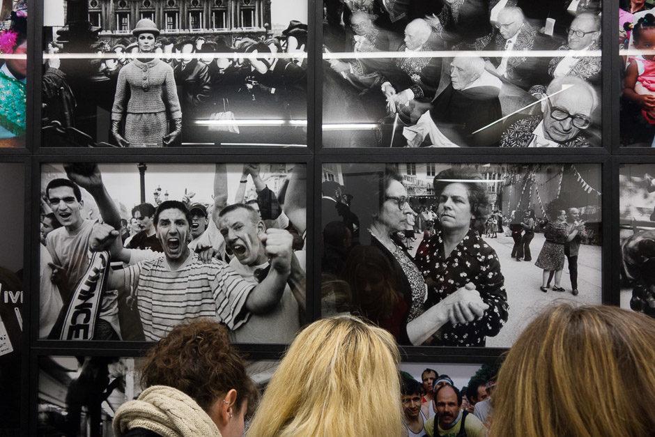 """© Damien Roué - Galerie Polka - """"Paris+Klein"""" de William Klein - jeudi 13 janvier 2017"""