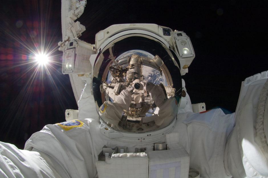 © Wikipedia via Wikimedia Commons - Aki Hoshide, astronaute et mécanicien japonais de l'Expedition 32 (2012)