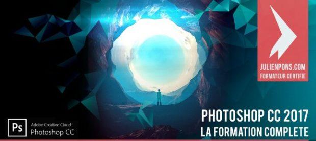 © Julien Pons - Photoshop CC 2017 : la formation complète - tuto.com