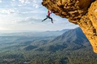 "© Simon Carter - Onsight Photography - ""Monique Forestier. Mr Mean Goo (31), Diamond Falls, Blue Mountains, NSW, Australia"""
