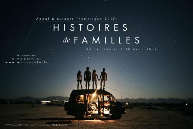 © Festival Photo MAP Toulouse - 9ème édition (2017) - Histoires de familles